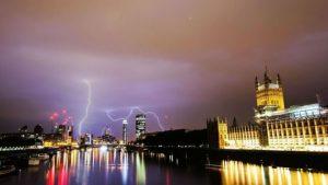 lightning London